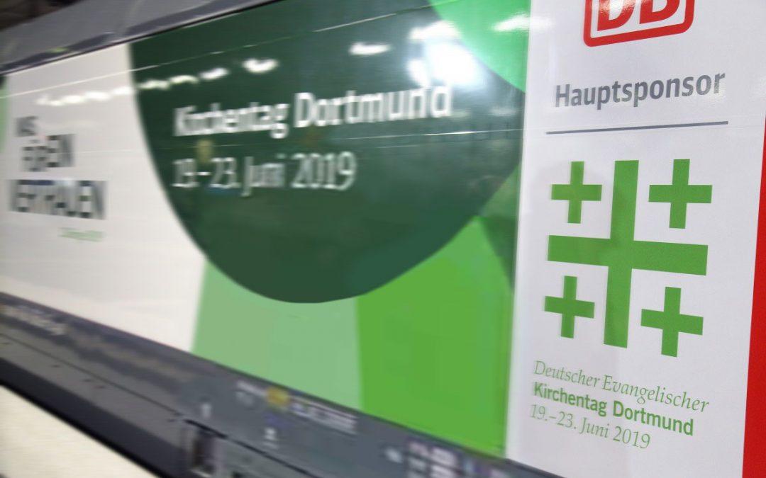 Deutsche Bahn untersagt Werbung für säkulare Buskampagne